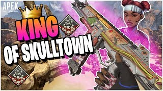 I am the KING of Skulltown (Apex Legends PS4)
