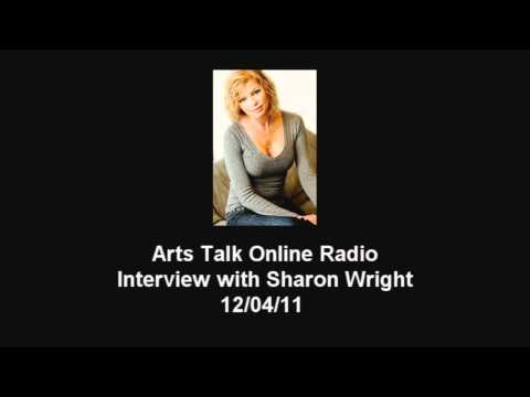 Pt 2 - Interview with Actress/Director Sharon Wright on the Arts Talk Radio program