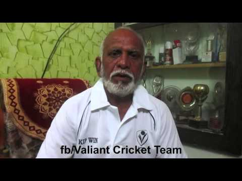 Irfan Pathan & Yusuf Pathan's Caoch become Valiant Cricket Team Under 19 team