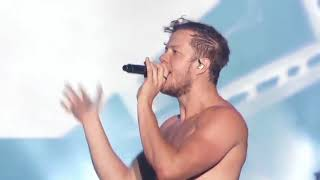 """Download Lagu Imagine Dragons """"Thunder"""" LIVE at March Madness Music Festival 2018 Gratis STAFABAND"""