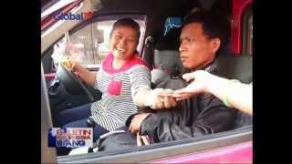 Sopir Angkot Wanita - BIS