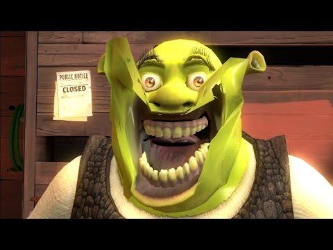 Shrek is love. Shrek is life: 4ever after (Original) [18+] - Reaction