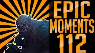 ⚡️Heroes of the Storm   Epic Moments #112