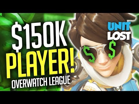 Overwatch - The $150k 17 Year Old Pro Player!