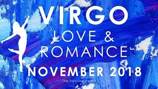 VIRGO 🎆😍💗 THE LOVE AND HAPPINESS YOU SEEK 😍🎆💗 LOVE AND ROMANCE NOVEMBER 2018