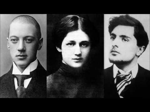 Анна Ахматова, Николай Гумилёв и Амедео Модильяни. История любви.