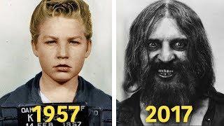 TOP 10 strašlivých dětí, které vyrůstaly ve vězení