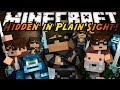 Minecraft Mini-Game : HIDDEN IN PLAIN SIGHT!