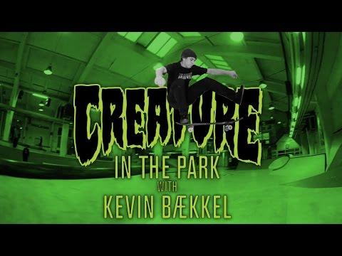 Creature's Kevin Bækkel at CPH Park
