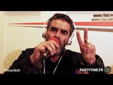PIERPOLJAK Freestyle at Party Time Reggae show - 1 MARS 2015