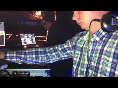 DJ Staas ; DJ Braindead @ Bambuk Dance Bar Ashqelon [16/09/11]