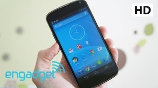 Google Nexus 4 Review | Engadget