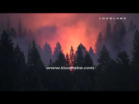 King Fire / Pollock Pines   RAW FOOTAGE