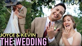 JOYCE CHING WEDDING! FULL VIDEO COVERAGE!