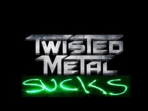 Twisted Metal On PS3 Sucks!!!