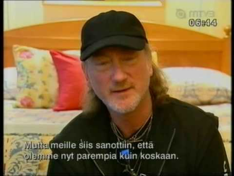 Uriah Heep&Deep Purple interview by Tomi Lindblom (2003) / Finland