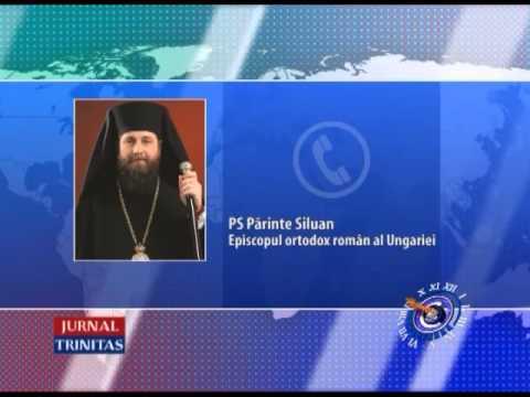 Slujire inter-ortodoxă la Budapesta