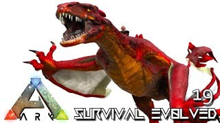 ARK: SURVIVAL EVOLVED - NEW BRUTE WYVERN TAMING E19 !!! ( PRIMAL FEAR PYRIA )