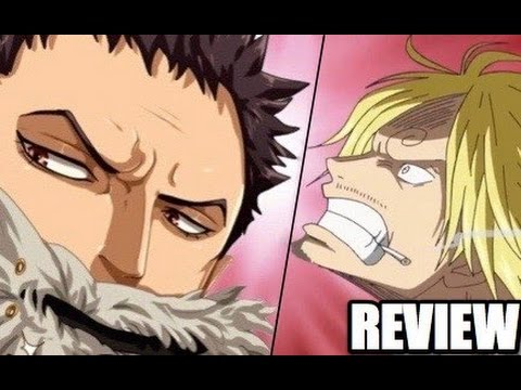 Major Plot Twist! One Piece 862 ワンピース Manga Chapter Review: Sanji's Haki & Luffy's Clone Jutsu!!