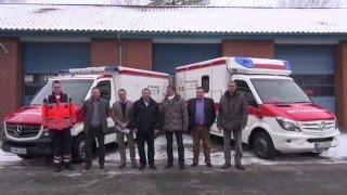 Rettungsdienst Nienburg neu aufgestellt