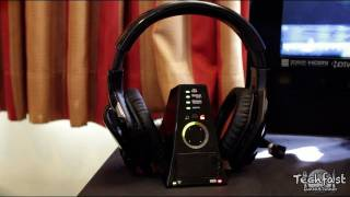 First Look_ Tritton Warhead 7.1 Surround Headset (Hands-On)