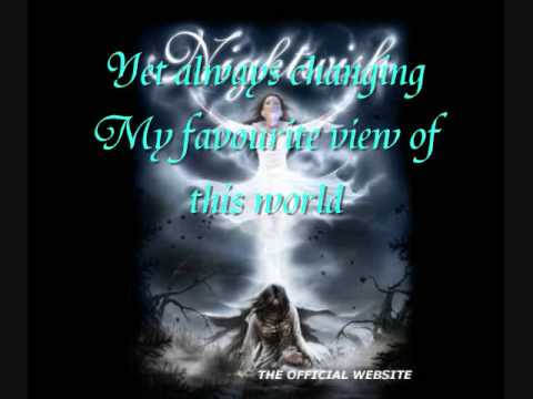 Nightwish~dead To The World Lyrics video