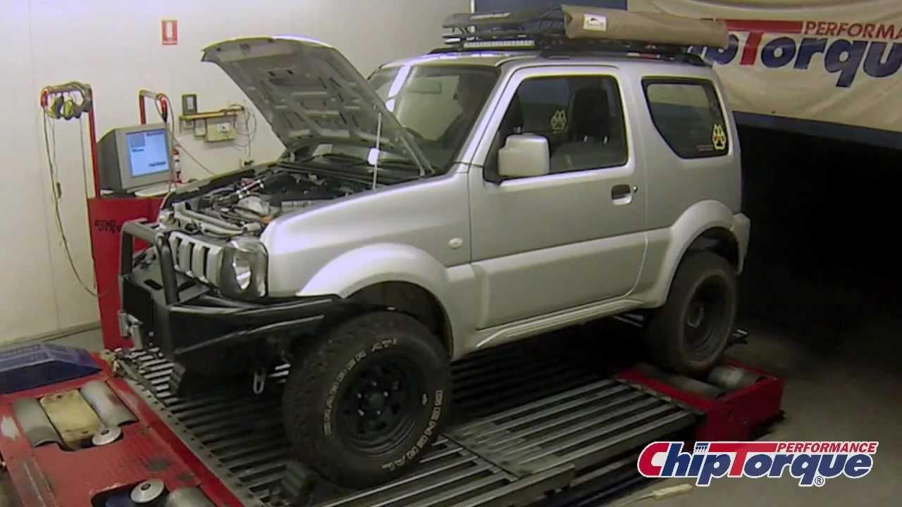 Suzuki Sierra Turbo