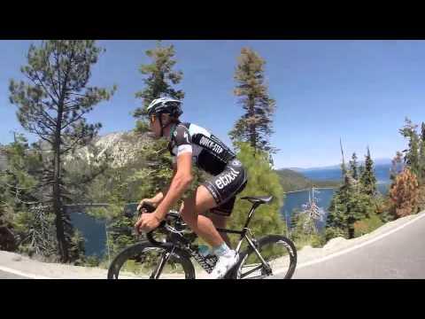 Matteo Trentin Story Episode 2   Lake Tahoe