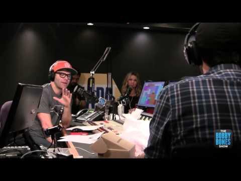 Luke Bryan On The Bobby Bones Show