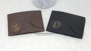 Crafty Christmas Countdown #8 - Male Gift Card Holder