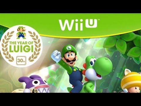 New Super Luigi U: Best DLC Ever? - IGN Plays