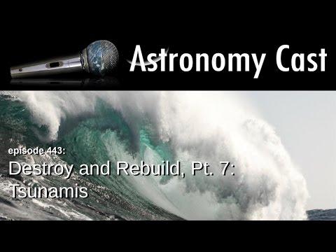 Astronomy Cast Ep. 443: Destroy and Rebuild Pt. 7: Tsunamis thumbnail