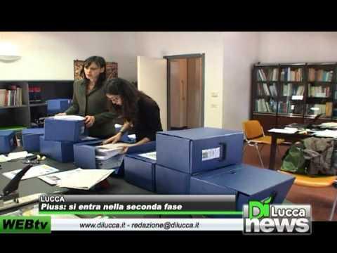 Piuss Si Entra Nella Seconda Fase - Dinews - 23 Gennaio 2012 video