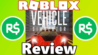 ROBLOX: Vehicle Simulator [Alpha] // Paid Access Review