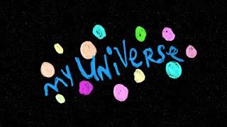 Coldplay X BTS - My Universe ( Lyric Video)