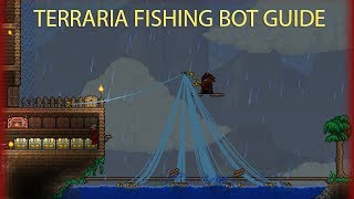 Terraria 1.3.5 Fishing Bot Guide