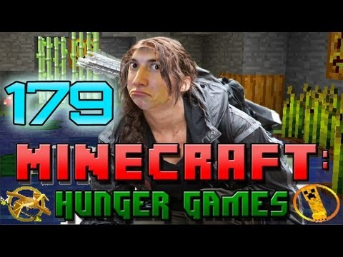 Minecraft: Hunger Games w/Mitch! Game 179 - Good Looking Spanking!