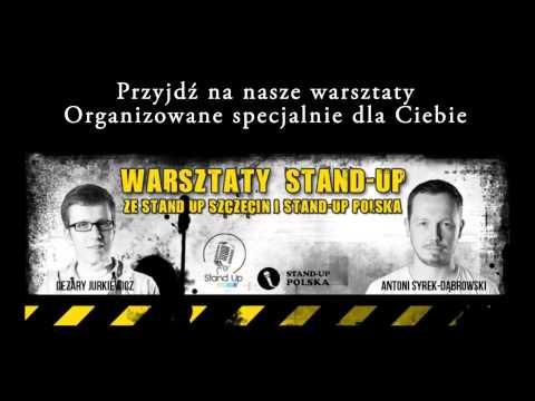 Zapraszamy Na Warsztaty Stand Up Szczecin I Stand-up Polska