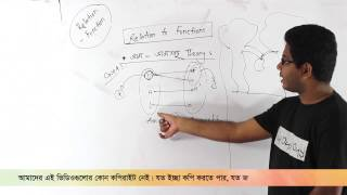02. Function From Relation | অন্বয় থেকে ফাংশন | OnnoRokom Pathshala