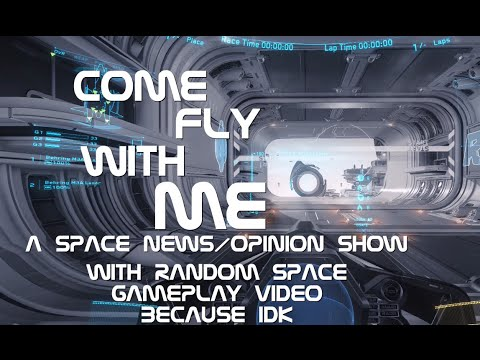 Come Fly With Me - Weekly Space News Show - 7Feb15