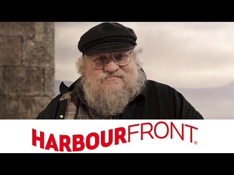 Game of Thrones: George R. R. Martin in Hamburg | Serienjunkies vor Ort