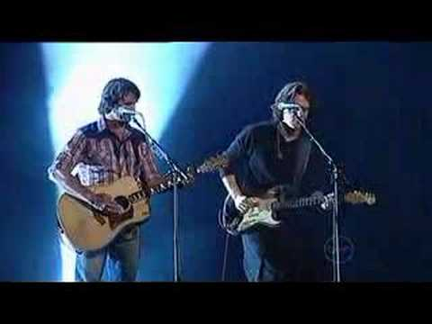 John Mayer & Pete Murray - Opportunity (Live ARIA's '06)