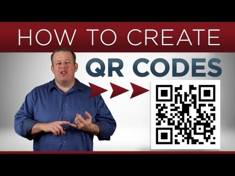 YouTube - How To Create QR Codes - LessonPaths