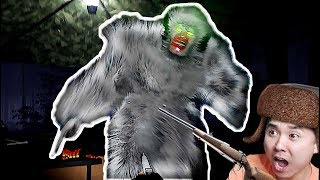 FINDING AND HUNTING BIGFOOT GAME!