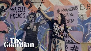 Marielle and Monica: the LGBT activists resisting Bolsonaro's Brazil