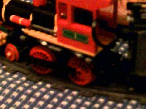 Lego Steam Train Lego pf 4 4 0 American Steam