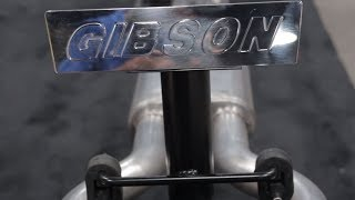 SEMA 2013 - Gibson Performance's new Polaris RZR exhaust system