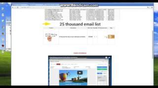 hướng dẫn mua email maketing