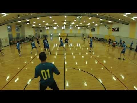 West Point Black Vs. Boston Team Handball Club