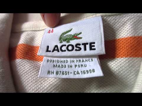 KnowsPicking - Spotting Fake Lacoste and Ralph Lauren Polo Shirts